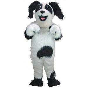 Sheepdog Mascot Costume