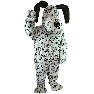 Spotty Dog Mascot Costume