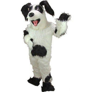 Fido the Dog Mascot Costume