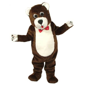 Teddy Bear Mascot Costume
