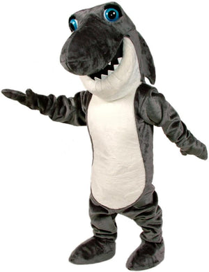 Johnny Jaws Shark Mascot Costume