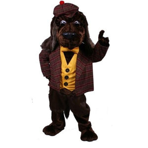Rover Dog Mascot Costume
