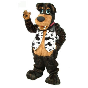 Bart T. Bear Mascot Costume