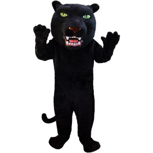 Black Panther Lightweight Mascot Costume