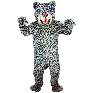 Spotted Leopard Lightweight Mascot Costume