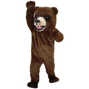 Kodiak Bear Lightweight Mascot Costume