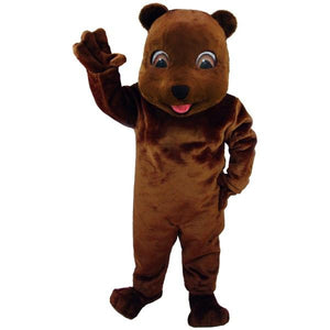 Choco Bear Lightweight Mascot Costume