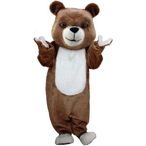 Papa Bear Lightweight Mascot Costume