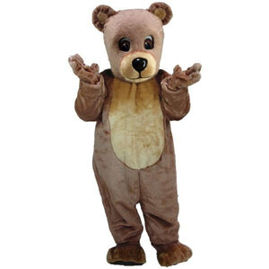 Teddy Lightweight Mascot Costume