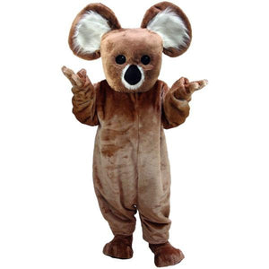 Brown Koala Lightweight Mascot Costume