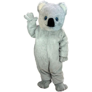 Gray Koala Lightweight Mascot Costume