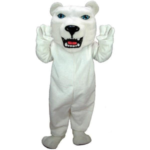 Polar Bear Lightweight Mascot Costume