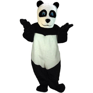 Panda Bear Lightweight Mascot Costume
