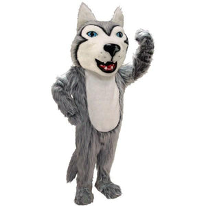 Husky Dog Lightweight Mascot Costume