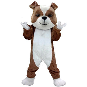 British Bulldog Lightweight Mascot Costume