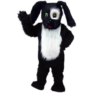 Black Sheepdog Lightweight Mascot Costume