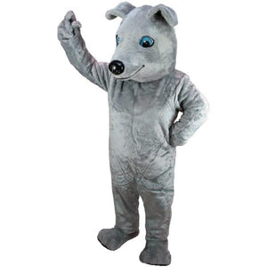 Greyhound Lightweight Mascot Costume