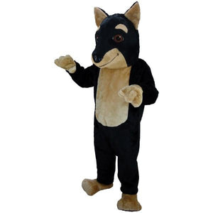 Doberman Lightweight Mascot Costume