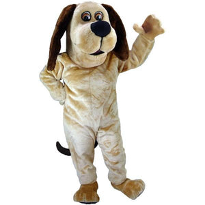 Tan Dog Lightweight Mascot Costume