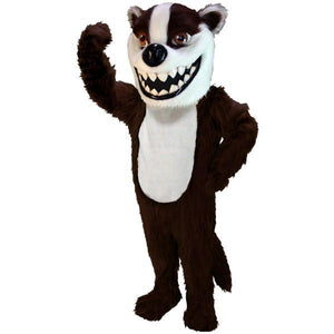 Badger Lightweight Mascot Costume