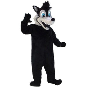 Big Bad Wolf Lightweight Mascot Costume