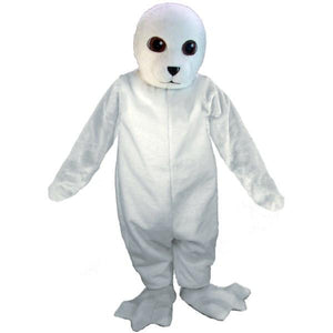 Baby Seal Lightweight Mascot Costume