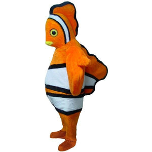 Clownfish Lightweight Mascot Costume