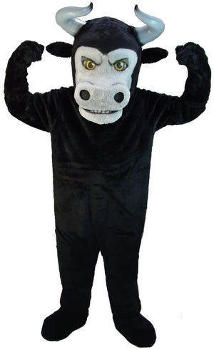 Fierce Bull Lightweight Mascot Costume