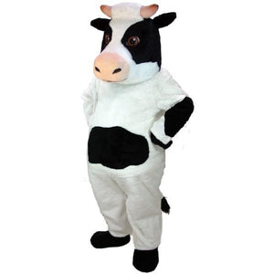 Dairy Cow Lightweight Mascot Costume