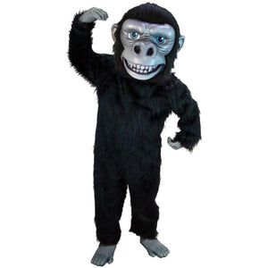 Black Gorilla Lightweight Mascot Costume