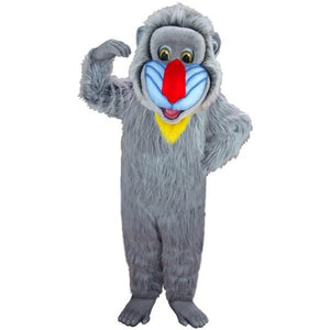 Mandrill Lightweight Mascot Costume