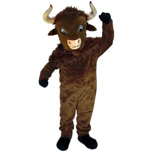 Bison Lightweight Mascot Costume
