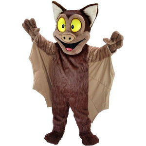 Brown Bat Lightweight Mascot Costume