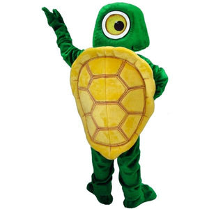 Box Turtle Mascot Costume