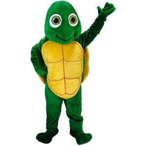 Happy Turtle Lightweight Mascot Costume