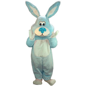 Blue Cottontail Lightweight Mascot Costume