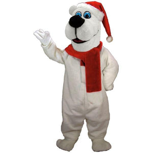 X-Mas Bear Lightweight Mascot Costume
