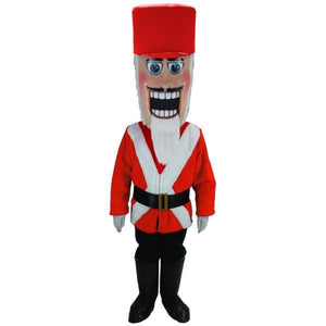 Nutcracker Lightweight Mascot Costume