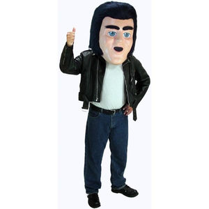 Greaser Guy Lightweight Mascot - Head Only