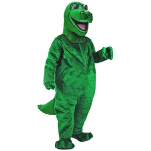Happy Dino Mascot Costume
