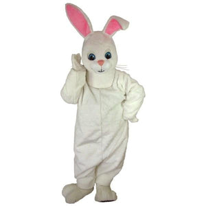 Hoppy Rabbit Mascot Costume