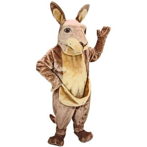 Kanga the Kangaroo Mascot Costume