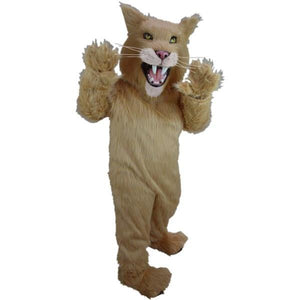 Sabre Tooth Mascot Costume