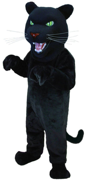 Panther Mascot Costume