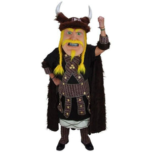 Loki the Viking Mascot Costume