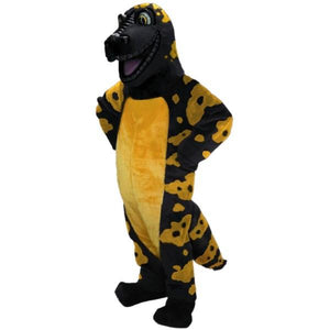 Gila Monster Mascot Costume