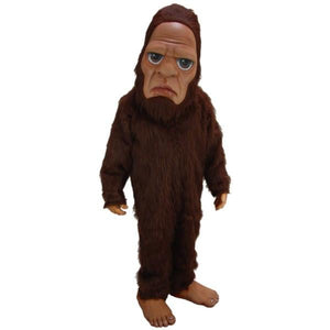 Bigfoot Mascot Costume
