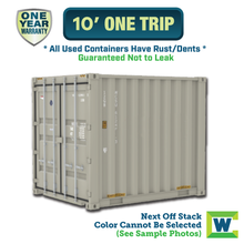 10 ft one trip shipping container Jacksonville, Buy Shipping Container Jacksonville, Rent Steel Storage Container Jacksonville FL, Shipping container for sale Jacksonville FL, conex Jacksonville FL, rent storage container Jacksonville FL, conex, cargo container, used shipping container, used cargo container, storage trailer, storage container, steel storage container, portable storage container, storage trailer, sea container Jacksonville FL