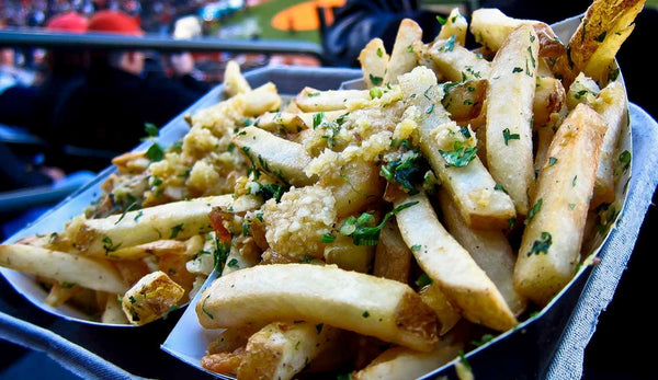 fries, garlic, san francisco, baseball, mlb