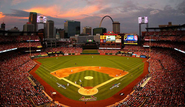 golden arch, mlb, baseball, st.louis, cardinals